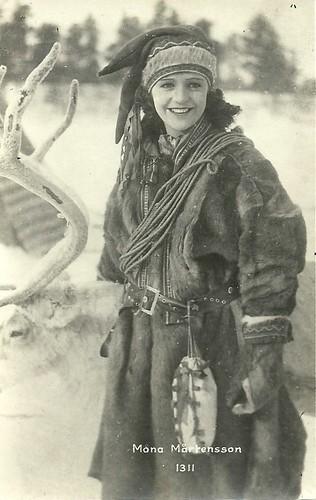 Mona Mårtenson in Laila