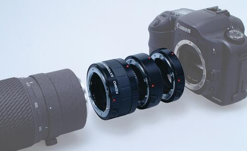 Chụp ảnh macro thật đơn giản và tiện lợi với Kenko Extension Tube