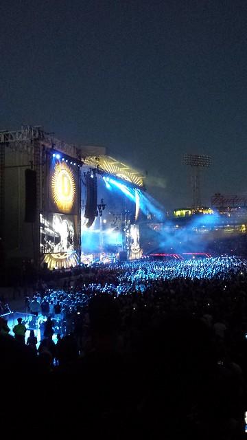 Pearl Jam @ Fenway Park