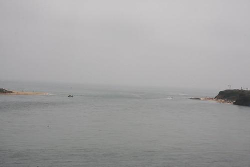 Desembocadura do río Mira. Vila Nova de Milfontes