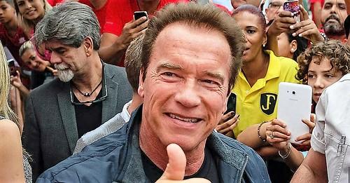Arnold Schwarzenegger wird 69 Gratulation