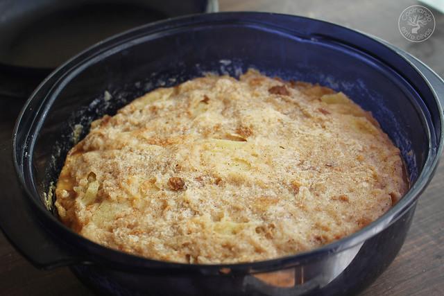 Tarta manzana y pan de molde micrrondas www.cocinandoentreolivos.com (3)