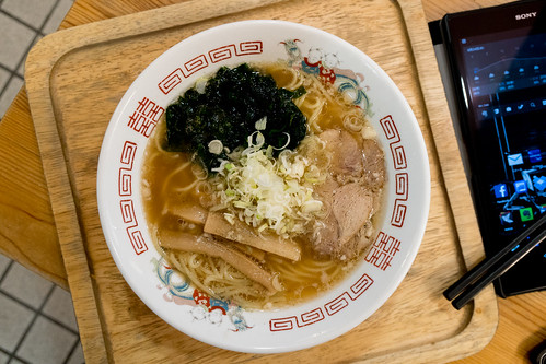 Ensyu Ramen (Grand Shrine of Ise Touring)