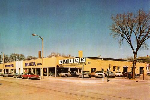 Bower Motors Inc Buick La Grange Il 1978 201