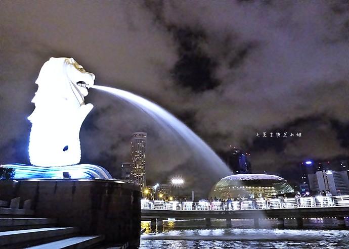 54 新加坡四天三夜自由行 美食美景購物