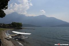 I-DROV - R1722810 - Aero Club Como - Cessna R172K Hawk XP - Lake Como, Italy - 160624 - Steven Gray - IMG_5364
