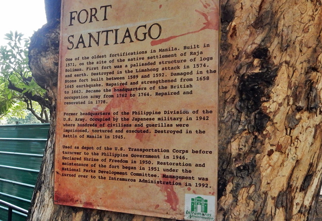fort-santiago-sign