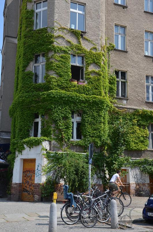 berlin july - august 2016