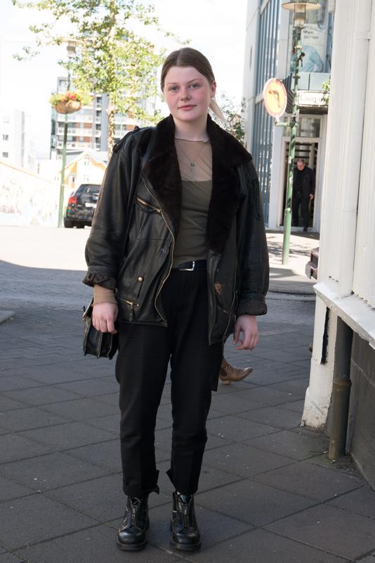 leatherjacket