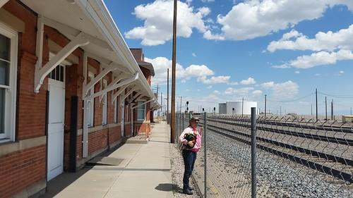 Historic Rawlins Depot