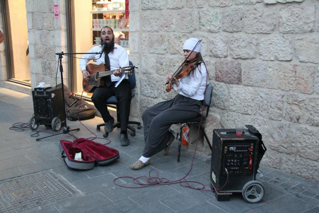 Image result for уличные музыканты в центре иерусалима
