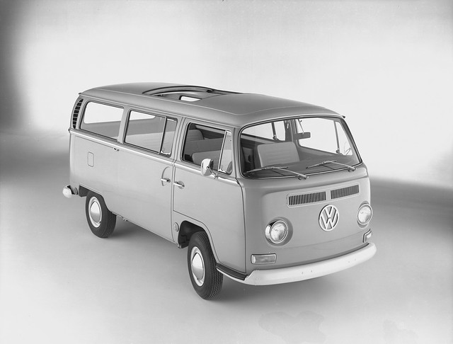 Микроавтобус Volkswagen Transporter T1