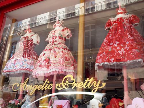 Angelic Pretty Shop Window