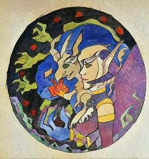 warlock circle