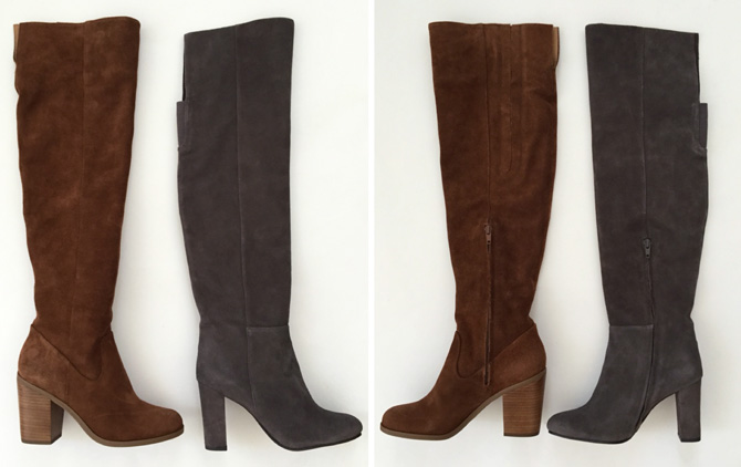 tall over the knee otk boots for petite narrow calf review