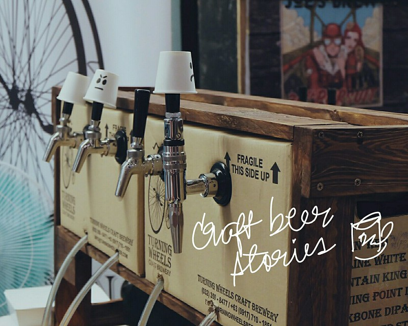 craft beer stories