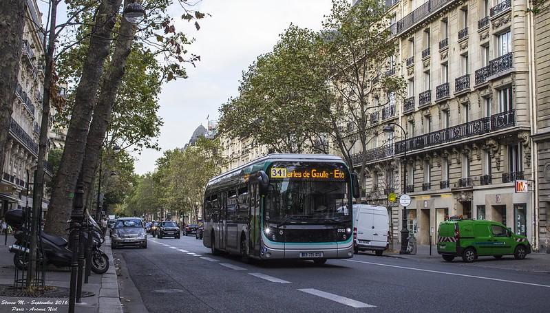[RATP] Bolloré Bluebus 12m - Page 2 29390250140_2ef5a092d0_c