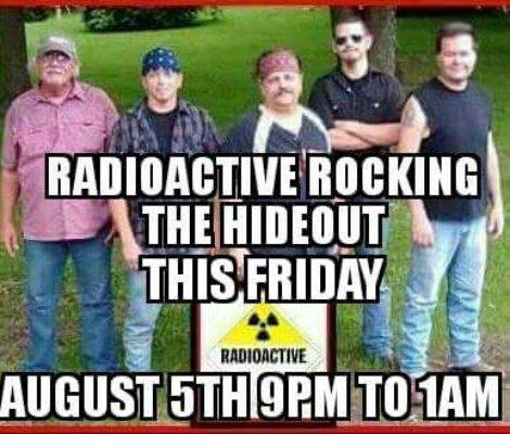 Radioactive 8-5-16