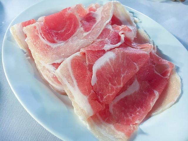 sliced-pork