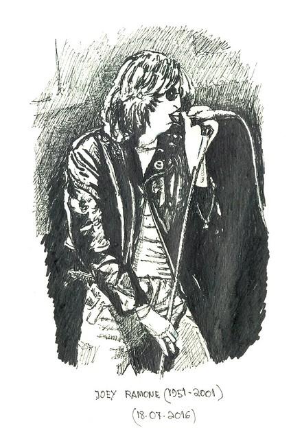 Joey Ramone (Jeffrey Hyman) (1951-2001)