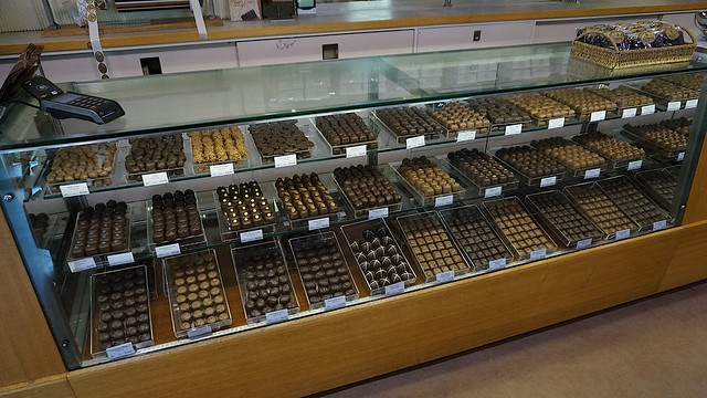 At Haigh's Chocolate manufactory (3)