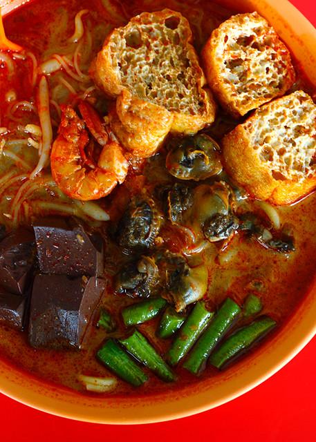 Lim Mee Yoke Penang Curry Mee