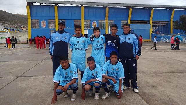2016   Olimpiadas Deportivas Escolares (Fase Distrital)