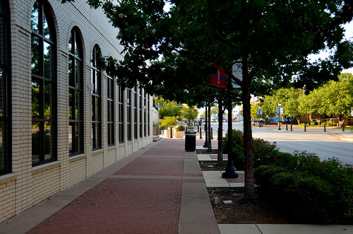 Downtown Arlington Texas