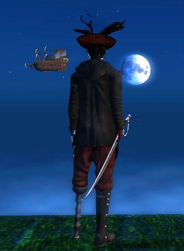 Neverland pirate