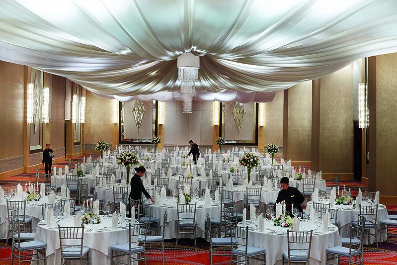 Raffles Makati Ballroom