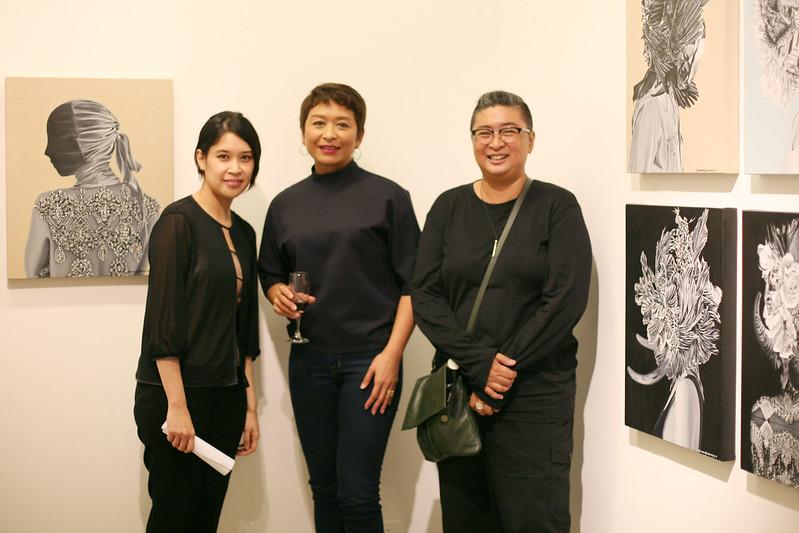 Yvonne Quisumbing, Ces Drilon, Ling Quisumbing Ramilo