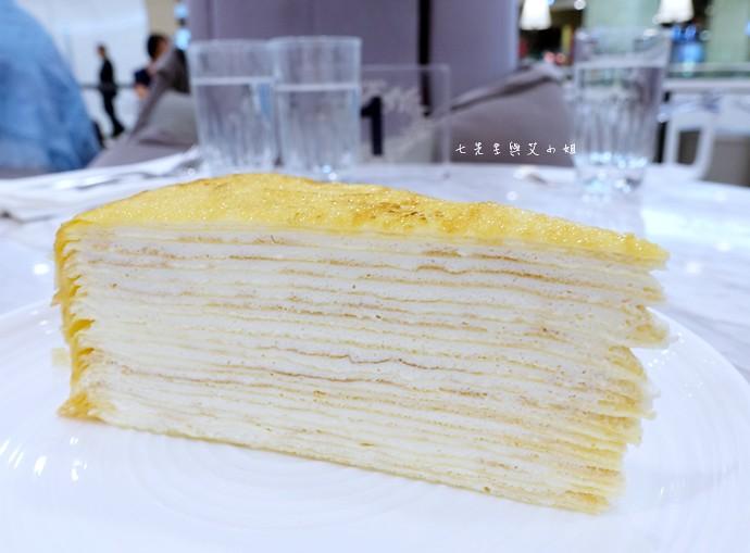 34 LadyM千層蛋糕 香港必吃美食