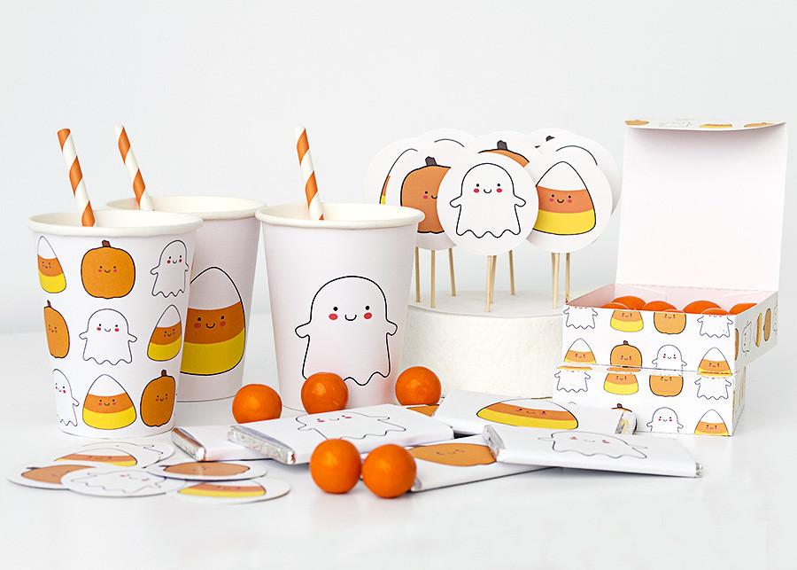 Regalitos de Halloween | Postreadicción: Cursos de pastelería ...