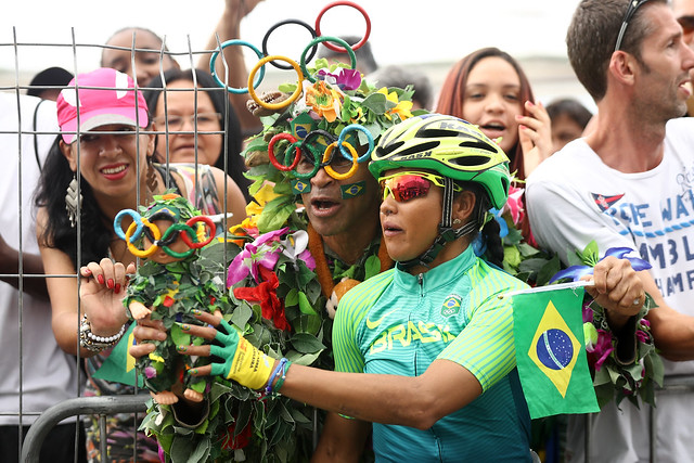 2016 Rio Olympic Games - women's road race