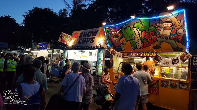 mindil beach sunset night market mexican food