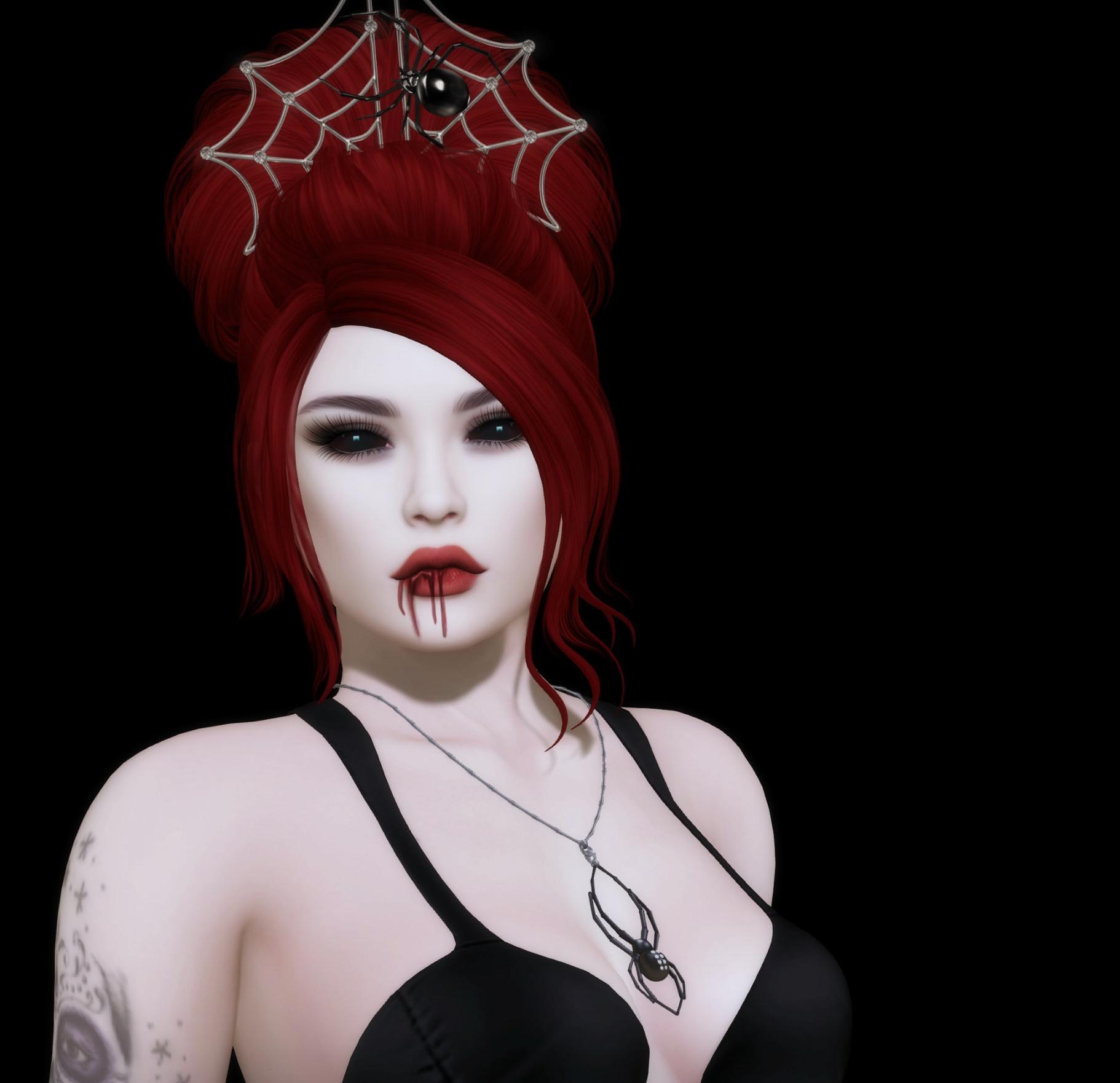 black widow..