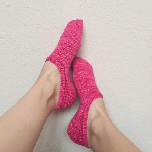 Pop Rocks socks