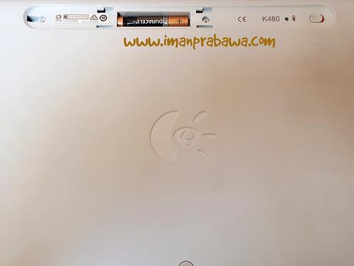 Review Keyboard Bluetooth Logitech K480 002