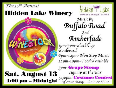 Hidden Lake Winery 8-13-16