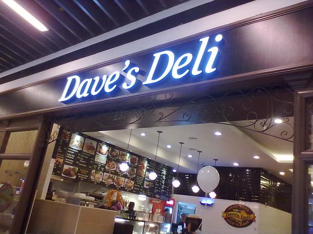 Dave's Deli 1