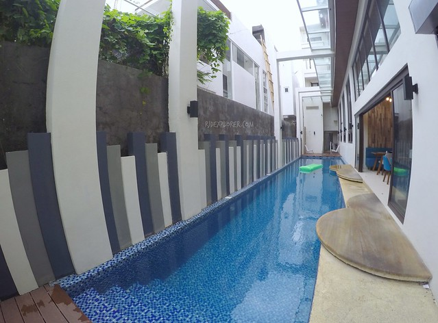ferra hotel swimming pool
