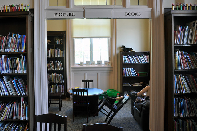 Cranston Public Library: William Hall Library