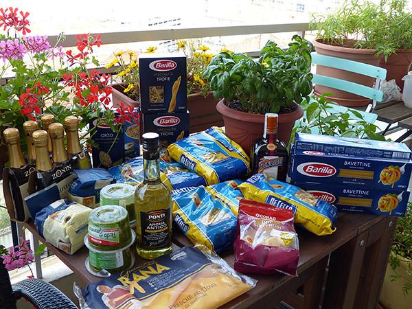 courses italiennes