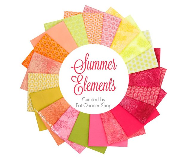 Summer Elements GIVEAWAY!