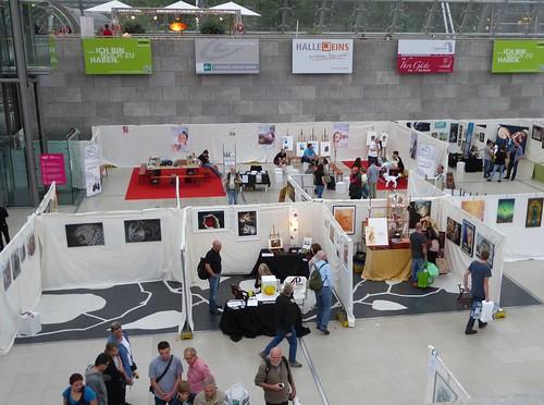 Modell Hobby Spiele Messe in Leipzig