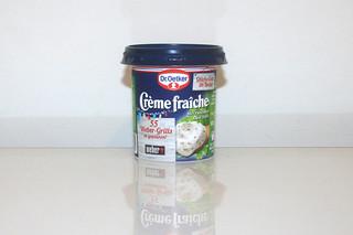 06 - Zutat Creme fraiche Kräuter / Ingredient creme fraiche herbs