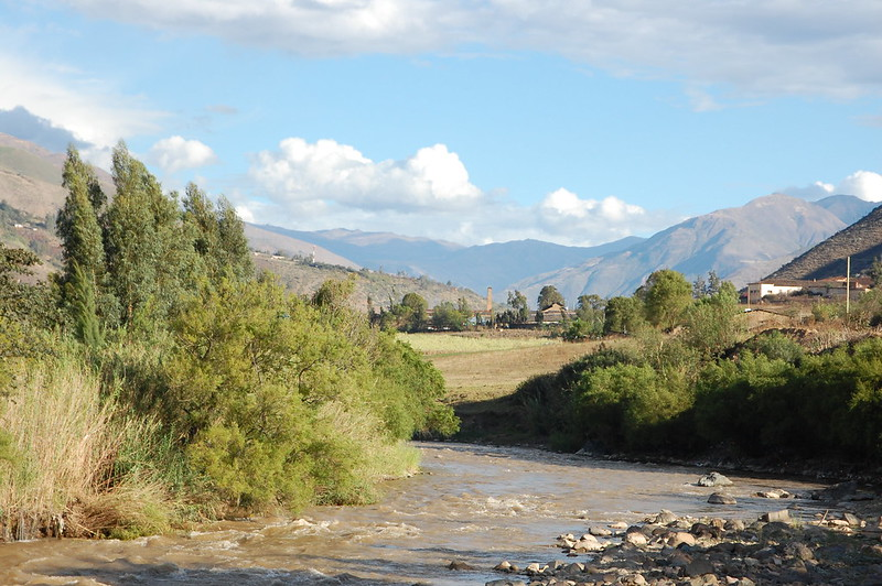Views near Huánuco, Peru