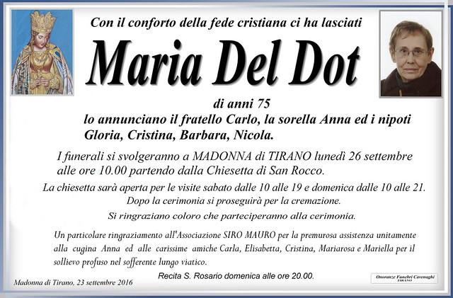 Del Dot Maria