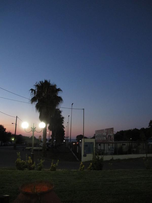 monday, crete