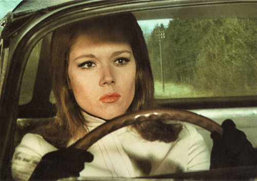 Diana Rigg in The Avengers